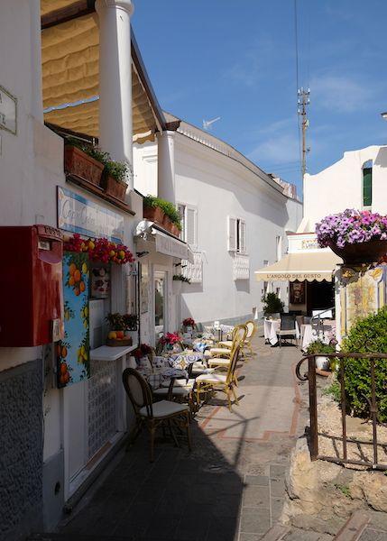 Anacapri Town centre