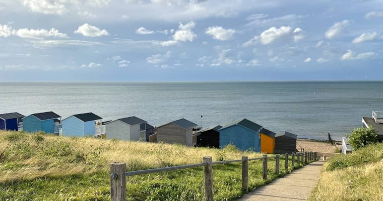 Whitstable – the English seaside & delicious oysters!