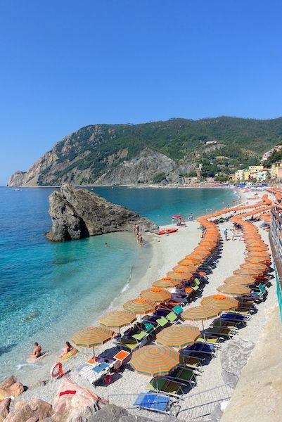 Beach-parasols
