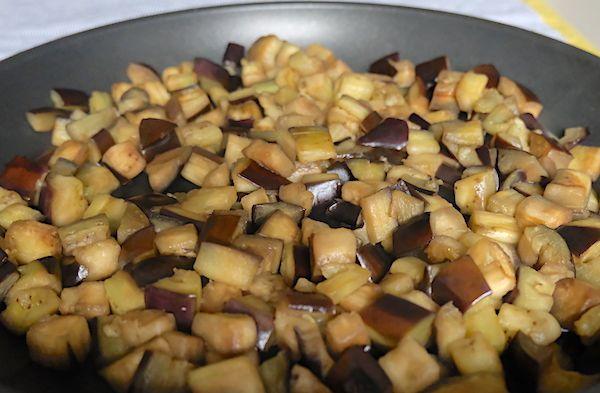Cooked-aubergines