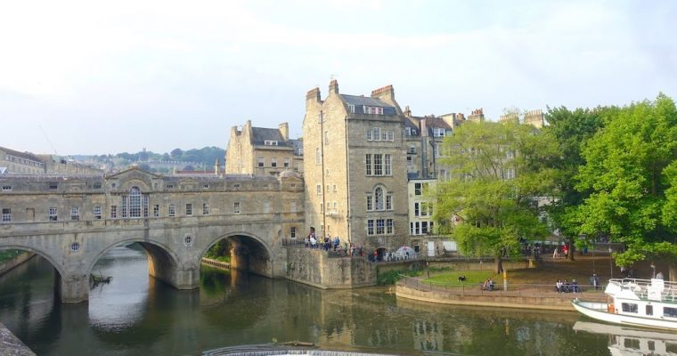 Have you been to Bath, England?