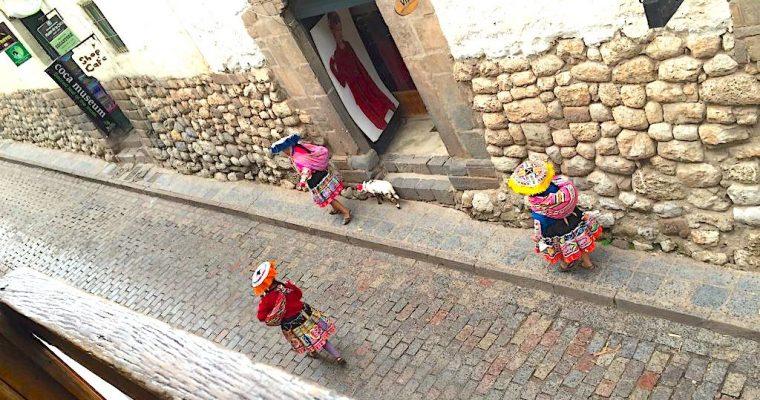 A Culinary Experience in Cuzco, Peru