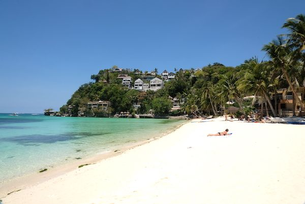Diniwid-beach