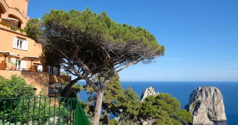 Explore Capri Island avoiding the tourist crowds