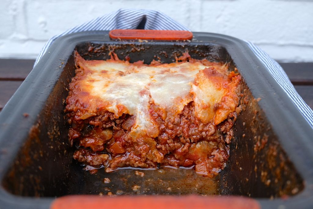 A fabulous Meat Aubergine Parmigiana recipe