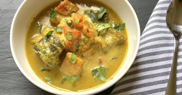 Creamy Vegan Curry Recipe