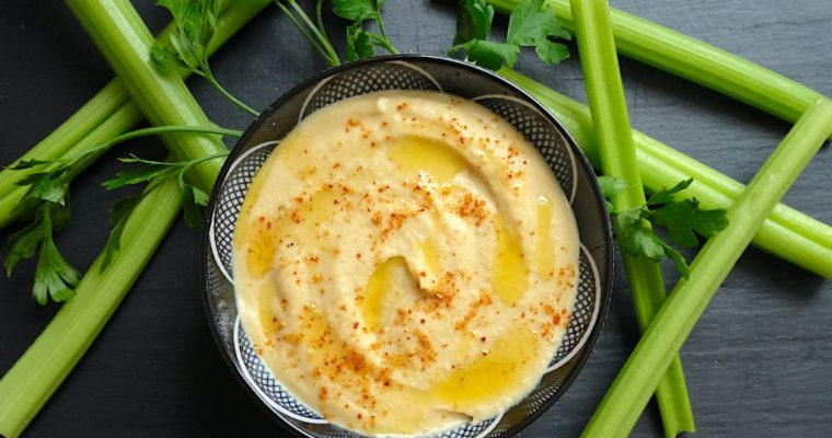 Homemade Hummus Recipe – Velvety & Healthy