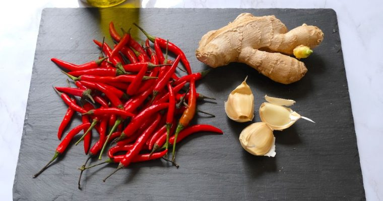 Chilli Paste – A Delicious Seasoning Base