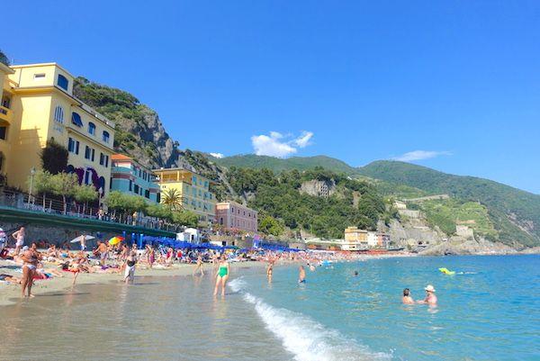 Fegina-beach