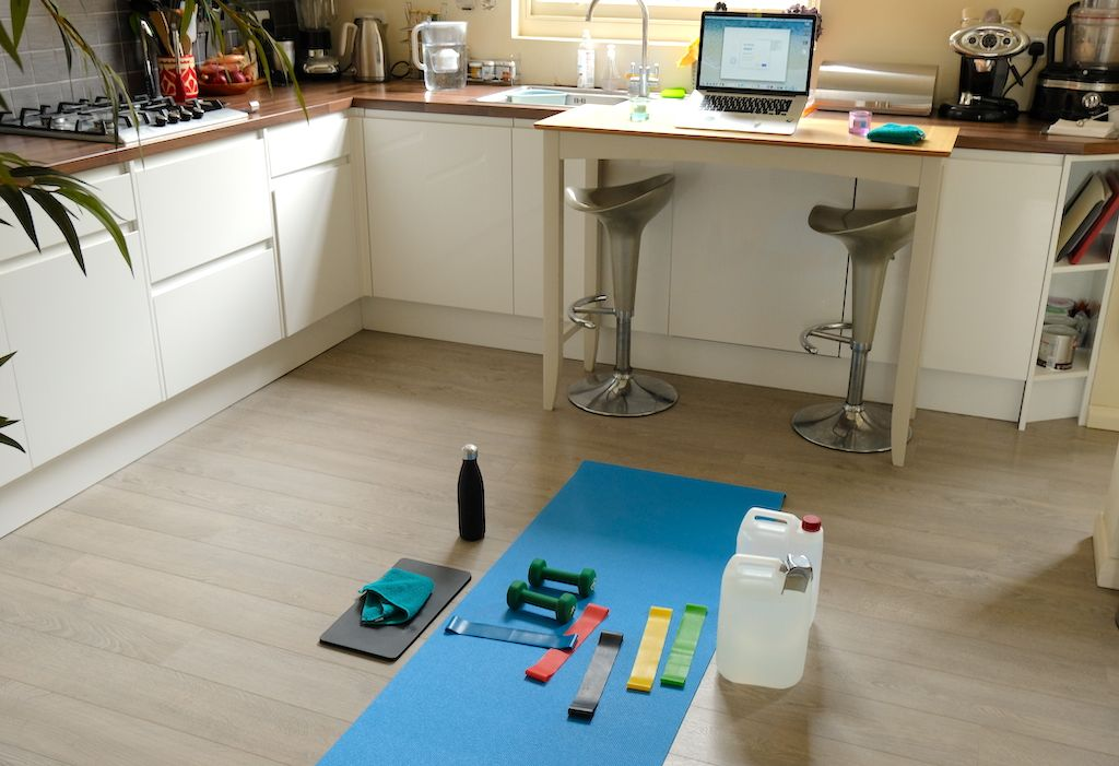 Fitness & mindfulness at home – the new normal!