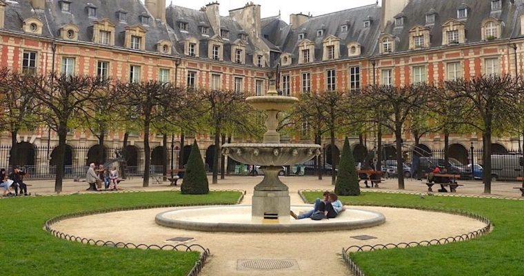 Le Marais, Paris – A neighbourhood to discover on foot