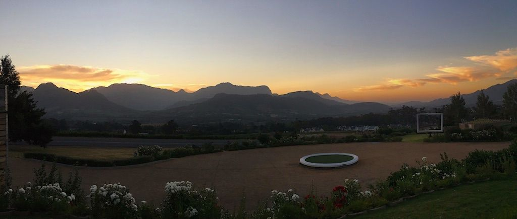 Wine Tasting & Fine Dining in the Food and Wine Capital of South Africa!