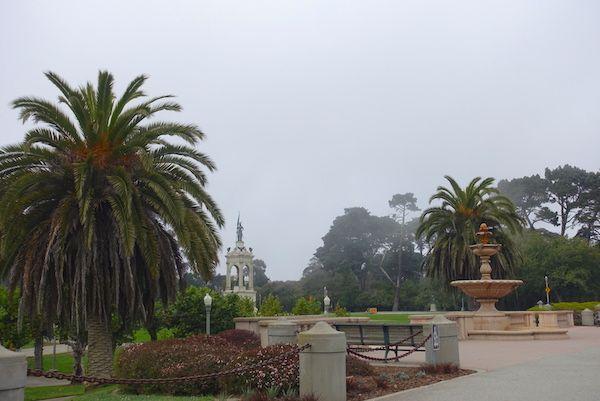 The Golden Gate Park