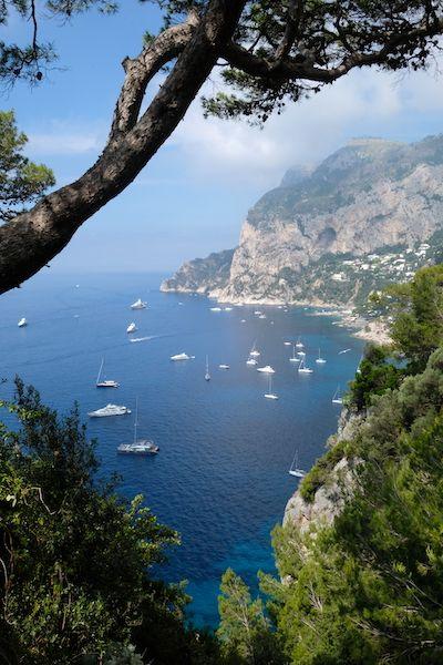 Marina Piccola view