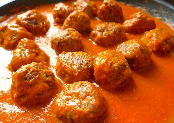Meatballs-ready