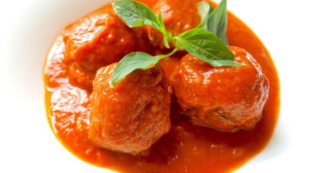 Meatballs in Tomato Sauce With a Twist – Recipe