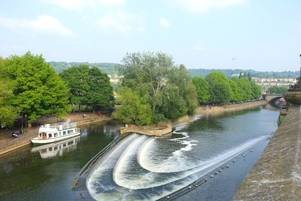 The Pulteney Weir