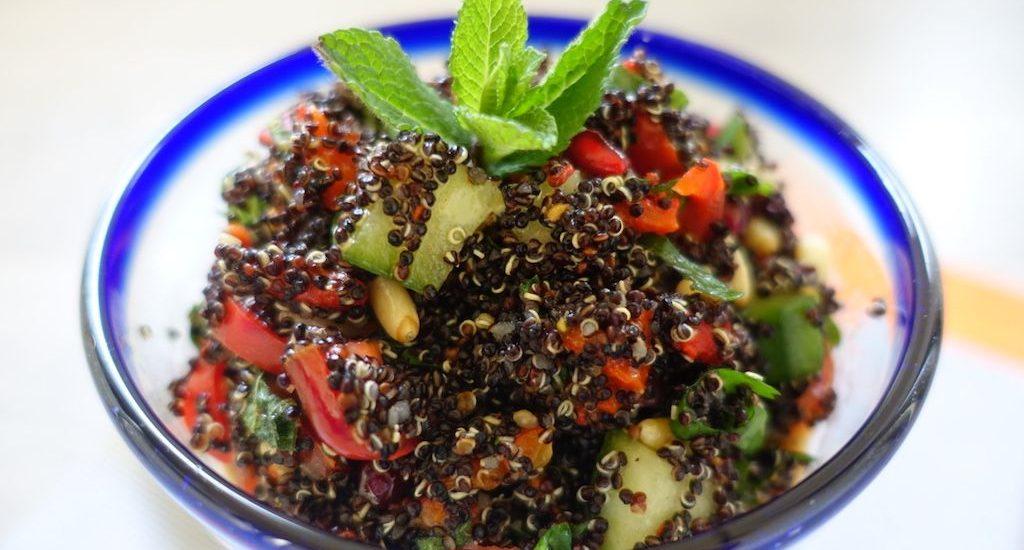 Black Quinoa Salad Recipe – An Exquisite Healthy Choice