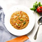 Risotto-vegetarian