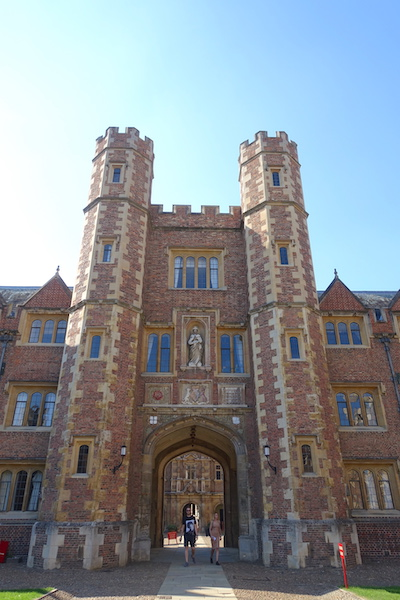 St John's college great entrance