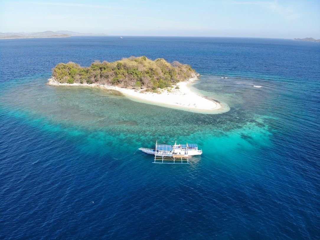 Remote Island-Hopping Expedition in The Philippines