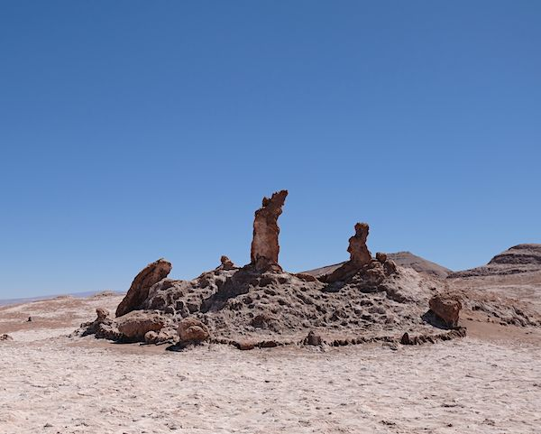 The Three Marys stone formation