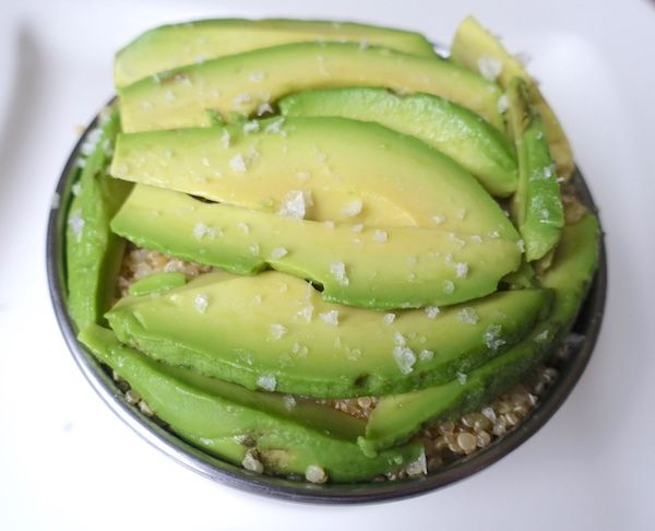 avocado layer