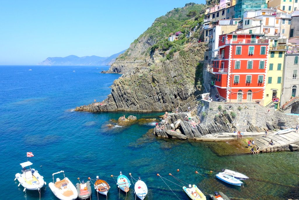 Explore Cinque Terre at Your Own Pace