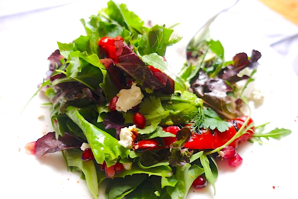 How to prep for a week of quick delicious salads